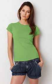 Promotional Products Ideas That Work: FITTED T-SHIRT PRESHRUNK. Get yours at www.luscangroup.com