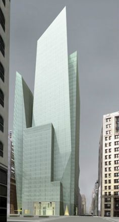 10-year old plans; is Christian De Portzamparc's new tower on Park Ave S. still current?