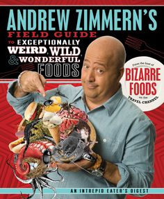 #AndrewZimmern joins SL to discuss his new book, new food truck, and as always, #BizarreFoods. #food #recipe #cookbook #cuisine