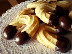 Biscotti al Burro con cioccolato Fondente   Ricette in Armonia