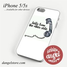 Adele Hello (2) Phone case for iPhone 4/4s/5/5c/5s/6/6 plus
