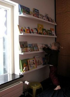 Book shelves -DIY