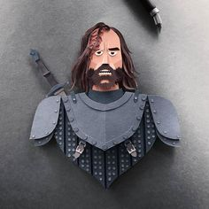 Ser Sandor 'The Hound' Clegane - Hidreley