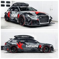 RS6 DTM 1000hp monster. Love this family wagon