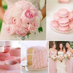 A cor-de-rosa é relacionada com a temática do amor e da paz feminina...Se bem aplicada fica um verdadeiro charme!