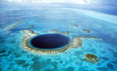 Here are ten things you probably didn't know about the great Blue Hole of Belize. The Blue Hole is one of the top attractions to explore in Belize.