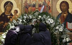 Belarus Orthodox Easter Pictures & Photos