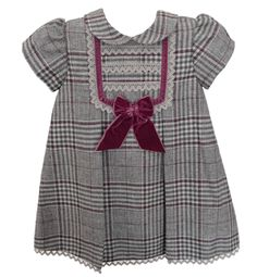 Baby girl dress Mercedes - babymaC