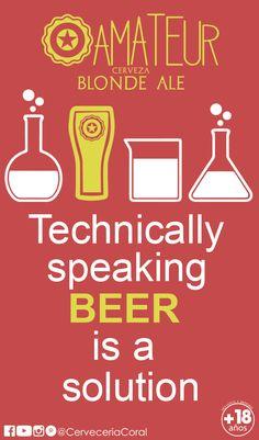 Cerveza AMATEUR de Cerveceria Coral       @CervezaAmateur     #cerveceriacoral #cervezaartesanal #BEER   #CervezaAMATEUR  #CervezaAMATEUR