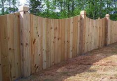 Backyard Fence Ideas | Design and landscaping ideas images privacy fencing pictures design ...