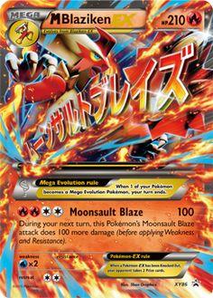 M Blaziken-EX
