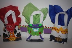 Toys Story Party Favors by tmfox83 on Etsy, $20.00
