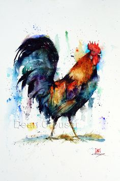ROOSTER - Crouser Fine Art Store
