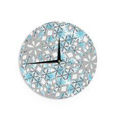 "Miranda Mol ""Chilly"" Wall Clock"