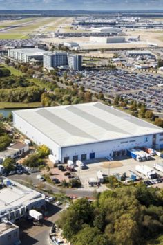 AIPUT strengthens the resilience of vital pharmaceutical airfreight facility at Heathrow Economic Environment, Royal Bank, Aviation Industry, Planning Permission, Commercial Real Estate, Being A Landlord, Real Estate Marketing, Paris Skyline, Industrial