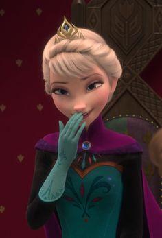 Laughing Elsa 4
