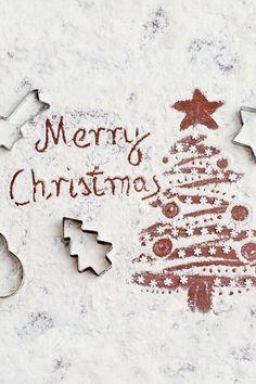 Christmas tree in red & white | Xmas decoration . Weihnachtsdekoration . décoration noël |