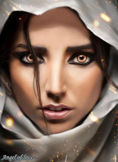 """Nia~ She looked back, clutching the veil in her hands. She was free now, but she could not go back to the convent, not after all she had learned about the world. She turned back. """"Yes, we will go with you,"""" she told Kaidyn"""