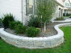 30 Stunning Front Yard Rock Garden Landscaping Ideas