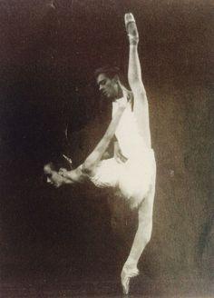 Sylvie Guillem & Adam Cooper in Symphony in C.