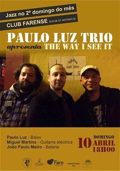 Jazz at Club Farense. http://www.mydestination.com/algarve/events/73685413/blues--jazz-weekend-at-club-farense-9-april-2016