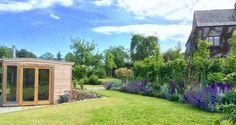 Garden Design Images, Gardens, House Styles, Plants, Home Decor, Homemade Home Decor, Garden, Plant, Interior Design