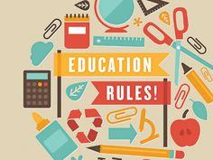 Education Rules! by Elizabeth Gilmore