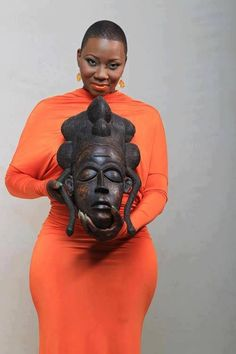 African Mask... Great 4 my collection.