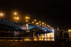 Theodor Heuss Bridge  -