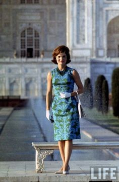 Life: First Lady Jacqueline Kennedy's Trip to India, 1962