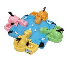 Hungry Hungry Hippos. the ORIGINAL hunger games. | 50 Things You Will Never Be Able To Forget