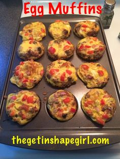 egg muffins PIN