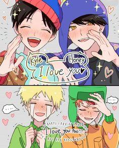 Start: February 2018 End: December 2018 {South Park} {Fanfic} {Yaoi} {Yuri} {Lemon} {Orange} {Lime} {Altas dorgas} {Ecchi} {Crack Pairing} {Fandom} {OTP} {Ship} {Saga} {Shounen-ai} {Songfic} Ships: {Creek} {Style} {Bunny} {Clybe} {… Kyle South Park, Tweek South Park, South Park Anime, South Park Fanart, Yandere Manga, Saga, Tweek And Craig, South Park Characters, Cartoon As Anime