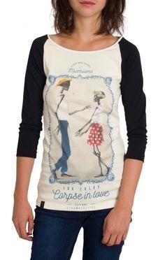 Woox Corpse in Love Love, Tees, How To Make, Shopping, Fashion, Amor, Moda, T Shirts, Tee Shirts