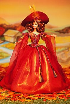 Autumn Glory™ Barbie® Doll | Barbie Collector i have this one