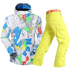 8 Best Men Ski Jacket and Pants images in 2019  bf057a145