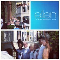 @mozssweetness Ellen Degeneres Show, Concert Tickets