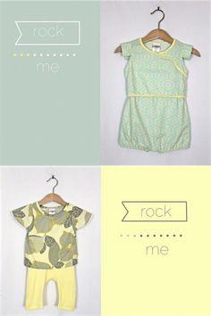Rock Me Kids Clothing Line