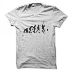 Cool #TeeForFisherman Evolution of a… - Fisherman Awesome Shirt - (*_*)