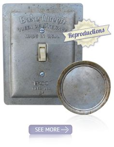 tin can sally old vintage switch platesadvertisingoutlet covers switchplatesswitch - Decorative Switch Plate Covers