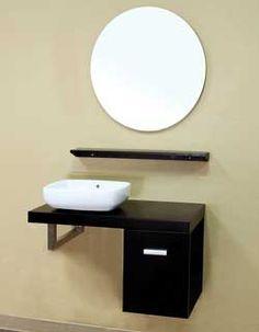"35 ½"" Bellaterra Home Bathroom Vanity 203106 #BellaterraHome #HomeRemodel #BathroomRemodel #BlondyBathHome #BathroomVanity"
