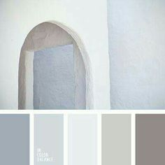 Colour palette for Interior that is White and Trending - The Architects Diary Floor Colors, Wall Colors, House Colors, Colours, Interior Paint Colors, Paint Colors For Home, Interior Design, Colour Pallete, Colour Schemes