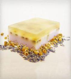 SoMa Lavender & Chamomile Soap