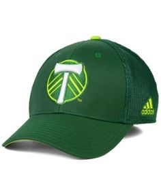 adidas Portland Timbers Stretch-Fit Cap