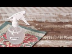 All-Natural Insect Repellent | Southern Living - YouTube