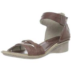 Khrio Women`s Corda Wedge Sandal,Espresso,40 EU/10 M US $148.95