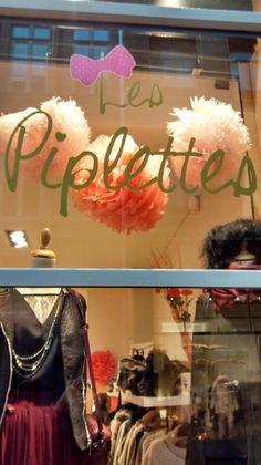 Les Pipelettes, Rijsel vi @lowrigomont #ShoppingFR
