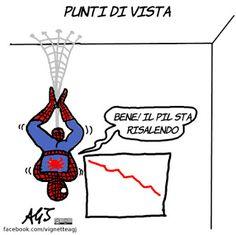 Renzi è un supereroe