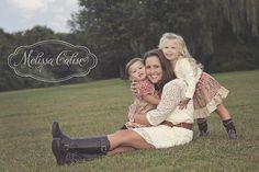 Melissa Calise Photography (Family Mom Girls Photoshoot Ideas Park)