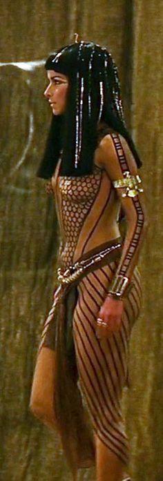 Patricia velasquez mummy ass